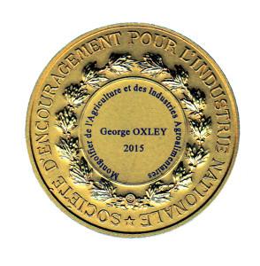 médaille montgolfier