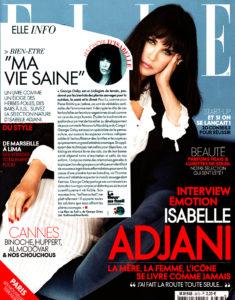 magazine ELLE le 13 MAI 2016